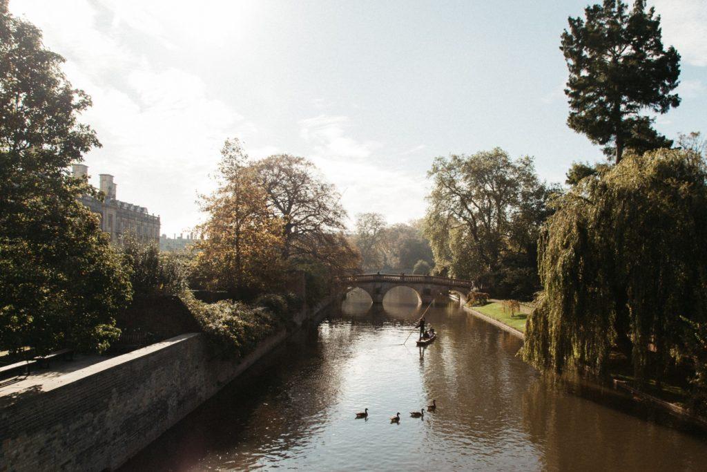 Local area of Cambridge