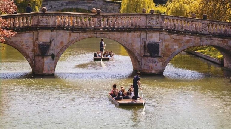 Fun days out: scudamores punting
