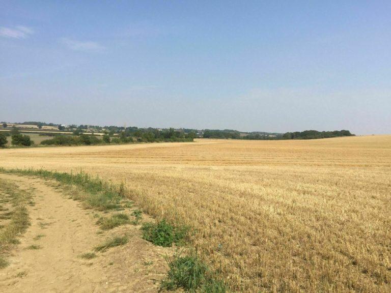 walks around Cambridgeshire: keyston circular